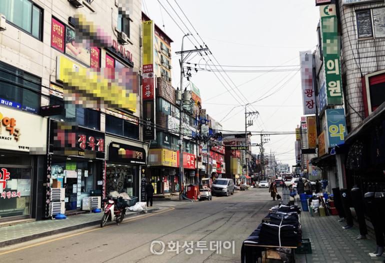시장 상인회 인건비 지원 '위법소지'