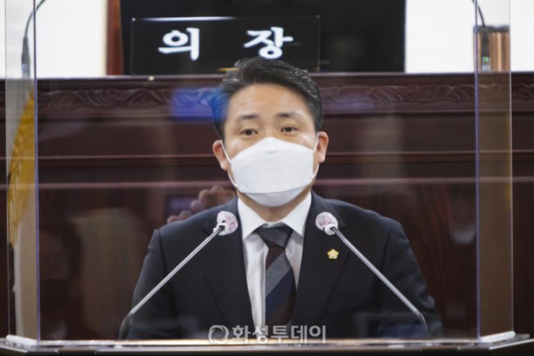 임채덕 시의원, 화성시에 '데드 덕' 경고